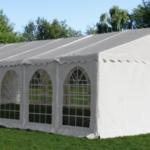 Sprzedaż namiotów oraz hal namiotowych
