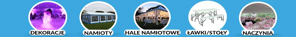 oferta namioty